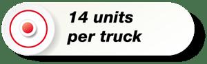 14 units per truck