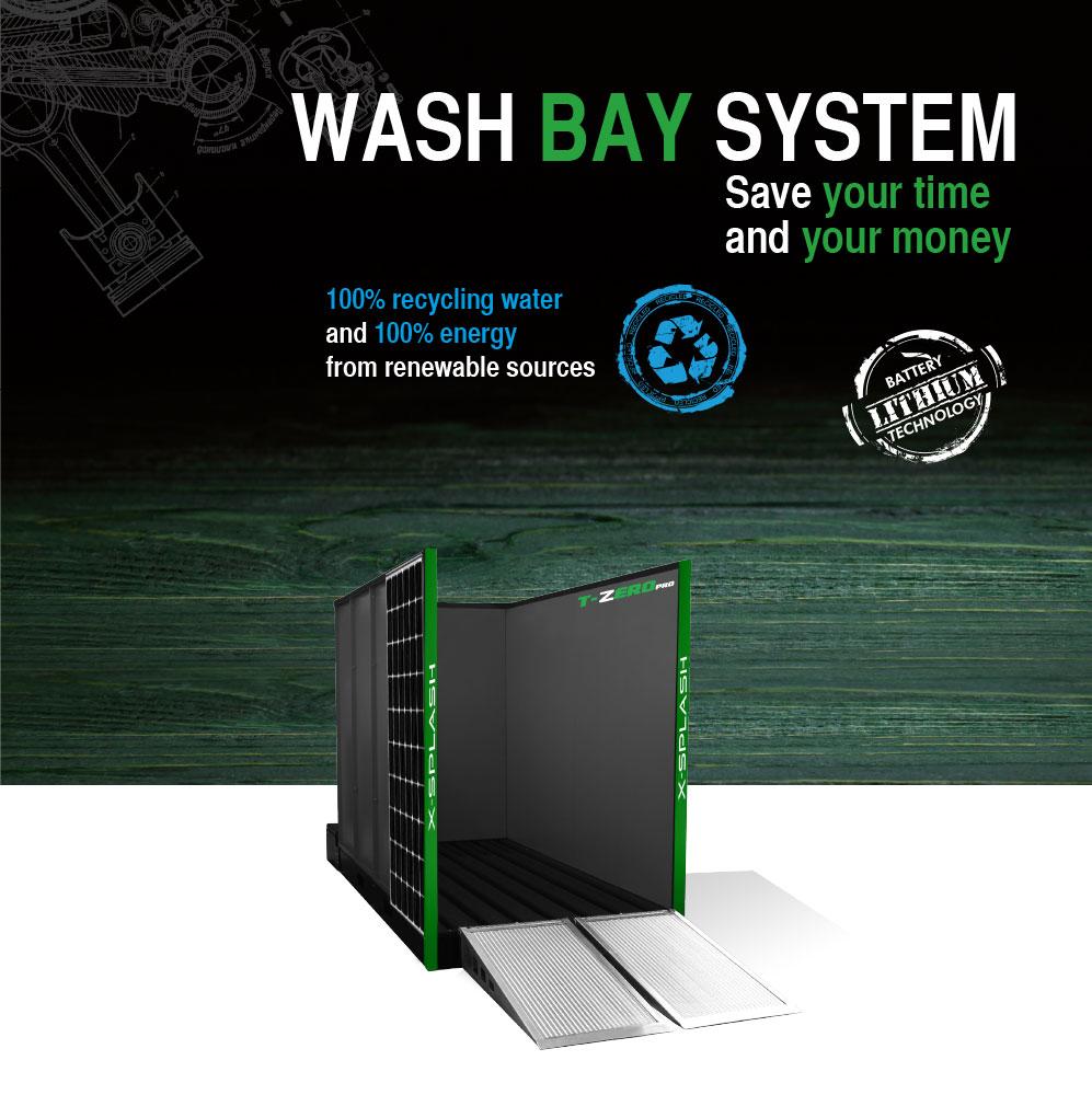 Trime X-Splash S Washbay 1
