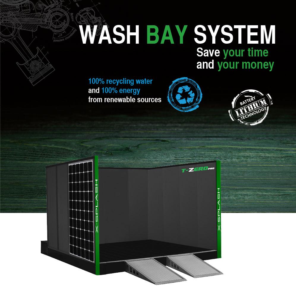 Trime X-Splash S Washbay 2