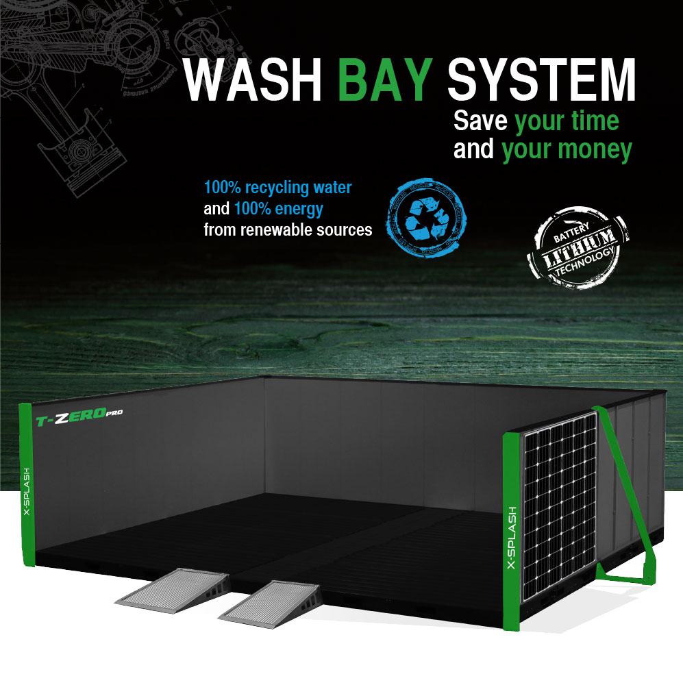 Trime X-Splash S Washbay 5
