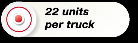 22 Unit per truck