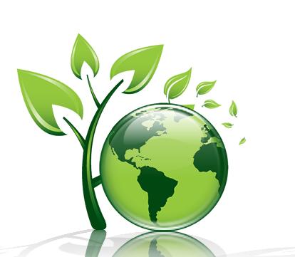 Spring Green Globe