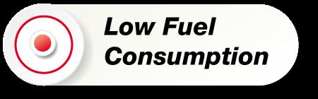 Low Fuel Consumption