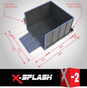 X Splash