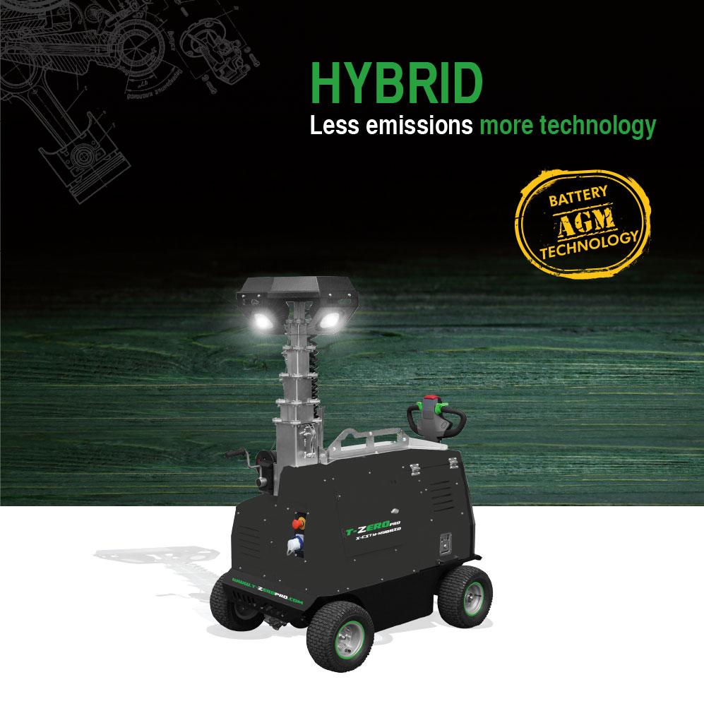 X-City Hybrid