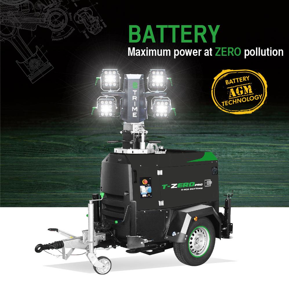 X-Eco Battery